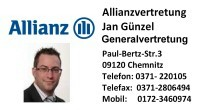 Allianzvertretung Jan G�nzel